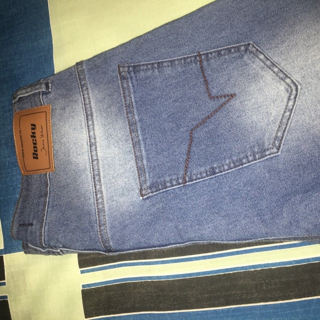 Calça jeans 44  - Foto 2