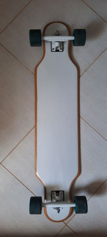 Skate Longboard Usado - Foto 3