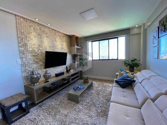 Apartamento top e Mobiliado com 3 quartos - Foto 13