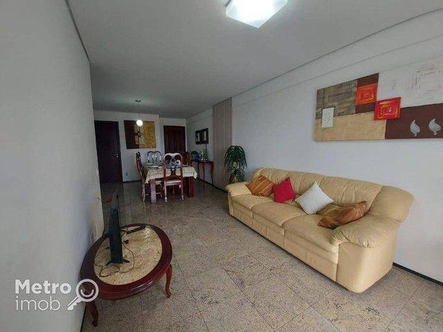 Apartamento com 3 quartos à venda, 121 m² por R$ 660.000 - Ponta do Farol - São Luís/MA