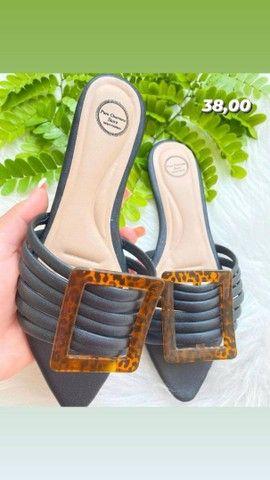 Sandálias e kits de sandálias com bolsa<br>Fazemos encomenda,precinho maravilhoso - Foto 4