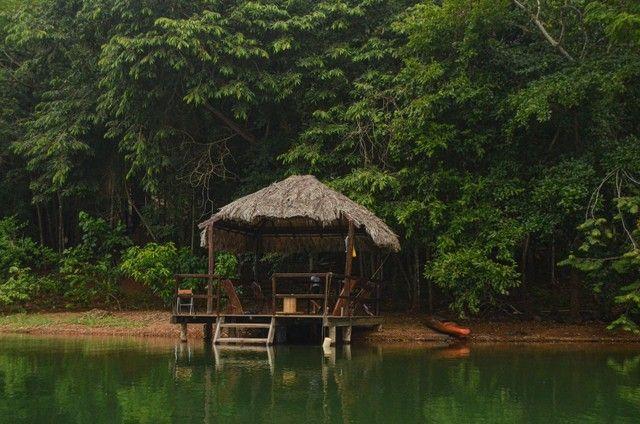 Aluguel de chácara beira do lago - Foto 2