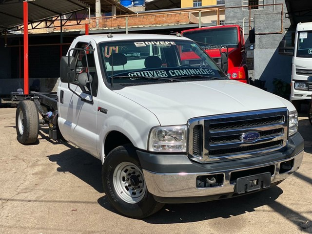 Caminhao ford f 350 chassi - Foto 2