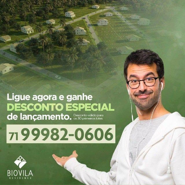 Vendo Terrenos e Lotes - Biovila Residence Vila Sauípe - Foto 3