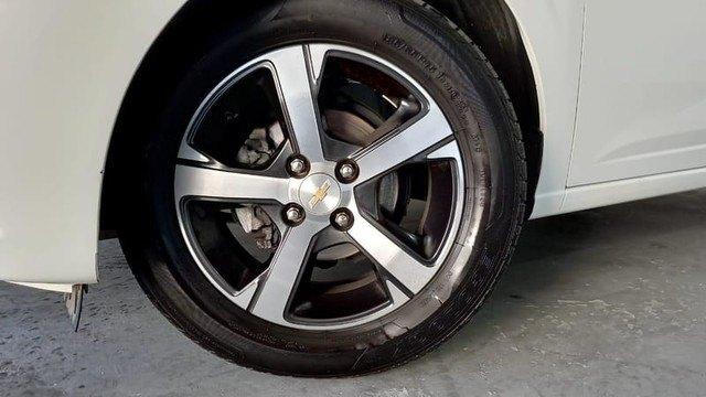 Chevrolet ONIX 1.4 MPFI LTZ 8V FLEX 4P MEC - Foto 6
