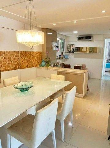 Apartamento para venda com 122 metros quadrados com 3 quartos em Aldeota - Fortaleza - CE - Foto 4