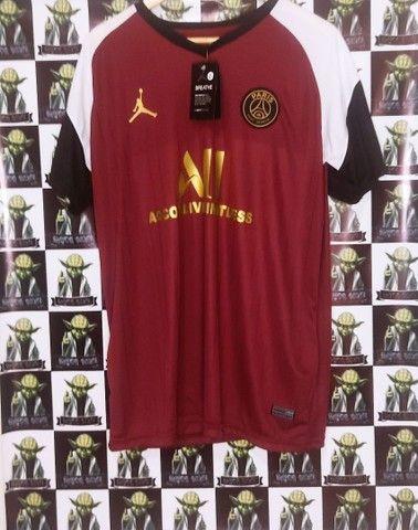 Fornecedor de camisas de time primeira linha - Foto 5