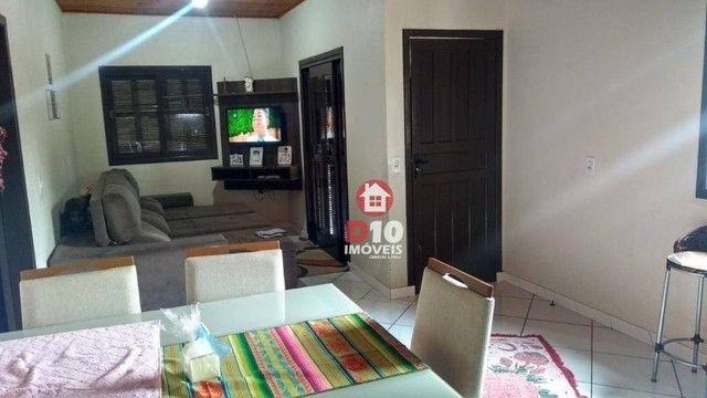 Casa com 3 dormitórios à venda por R$ 150.000 - Sanga da Toca - Araranguá/Santa Catarina - Foto 3