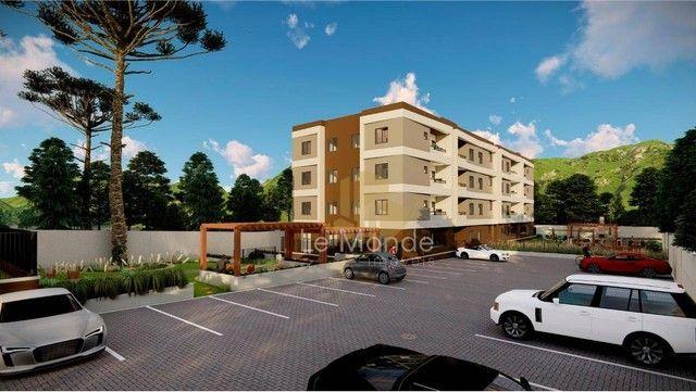 Apartamento com 2 dormitórios à venda, 46 m² por R$ 217.000,00 - Boqueirão - Curitiba/PR - Foto 3