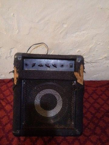 Amplificador Mackintec Black Falcon FUNCIONANDO - Foto 3