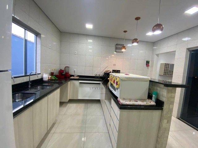 Sobrado com 5 dormitórios à venda, 298 m² por R$ 735.000,00 - Parque do Lago - Várzea Gran - Foto 10