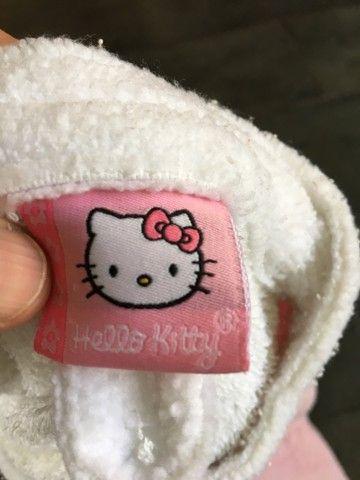 Roupão de banho infantil