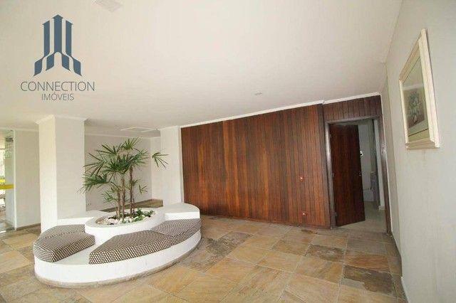 Apartamento com 3 dormitórios para alugar, 120 m² por R$ 2.000,00/mês - Centro Cívico - Cu - Foto 17