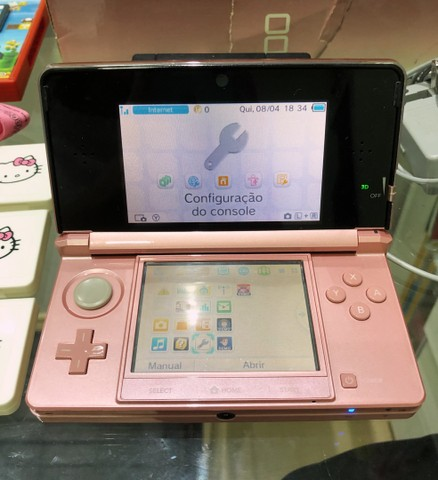 Nintendo 3DS em PERFEITO ESTADO  - Foto 5