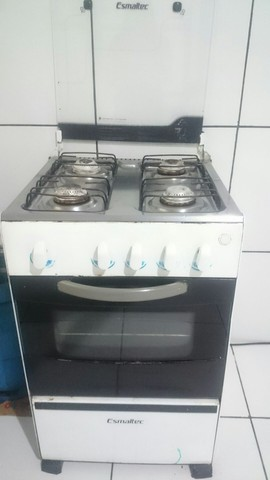 Vendo fogão funcionando tudo  - Foto 5