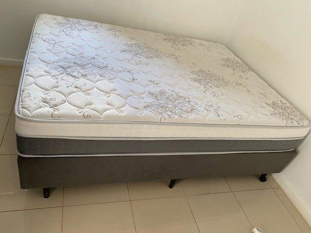 vendo cama box  usada - Foto 2