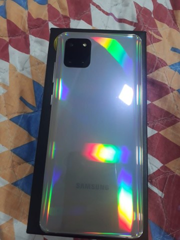 Samsung Galaxy Note 10 Lite Prata - Foto 6