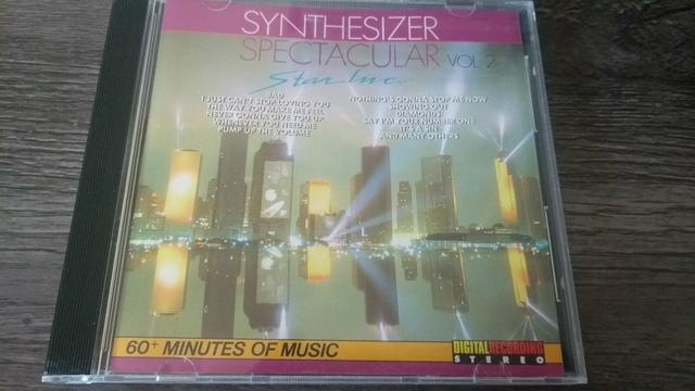 CD Synthesizer Spectacular
