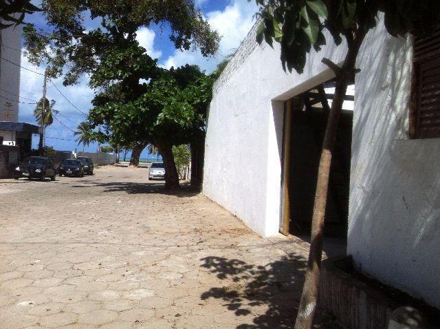 Casa simples 60 metros da praia de Cabo Branco Temporada João pessoa