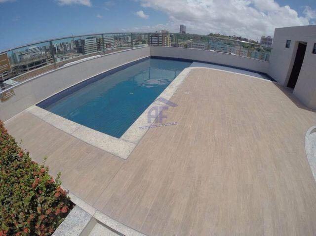 Apartamento novo - Edifício Francisco Barbirato - Jatiúca