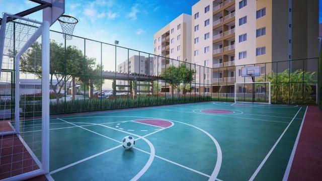 Apartamento Recanto da Natureza - 1,2 ou 3/4 com Varanda - Entrega 2019