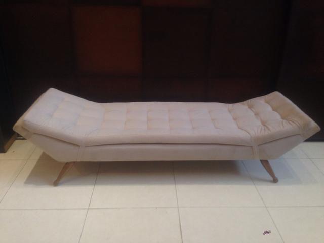 Estofado / Poltrona chaise longue - Móveis - Santa Amélia, Belo ...