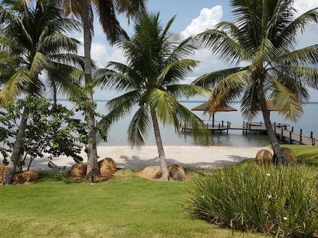 Caribe residence resort terreno 834m