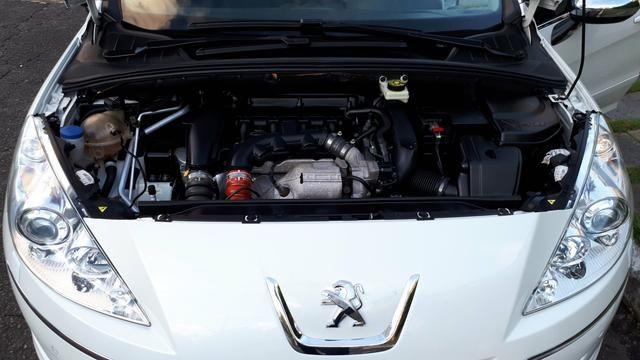 408 Griffe 1.6 Turbo AUT 2015/15 e Placa Mercosul - Foto 10