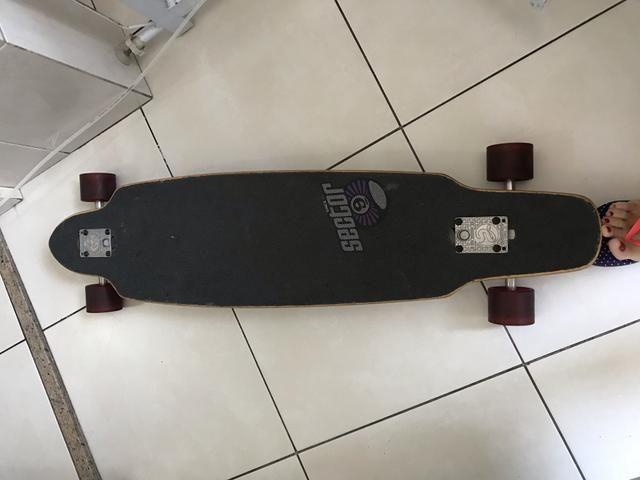 2ce6a2fc453 Skate longboard Sector 9 - Esportes e ginástica - Centro