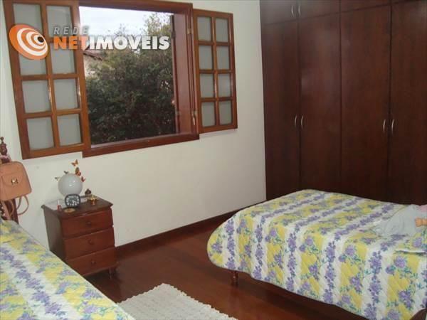Casa à venda com 4 dormitórios em Serrano, Belo horizonte cod:534210 - Foto 10