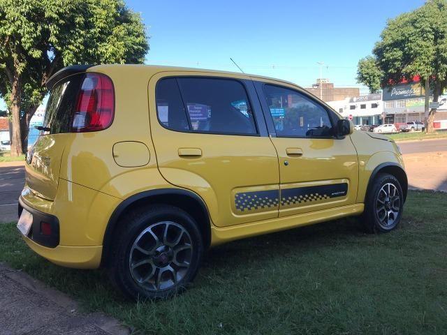 Lindo Fiat Uno Sporting 2013 - Foto 5