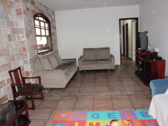 Casa à venda com 4 dormitórios em Alípio de melo, Belo horizonte cod:552175