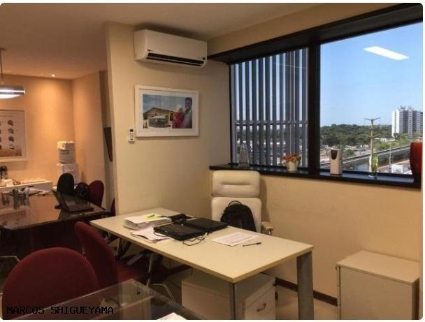 Linda sala localizada no Edficio. Wall Street, Paralela. VG1740 - Foto 8