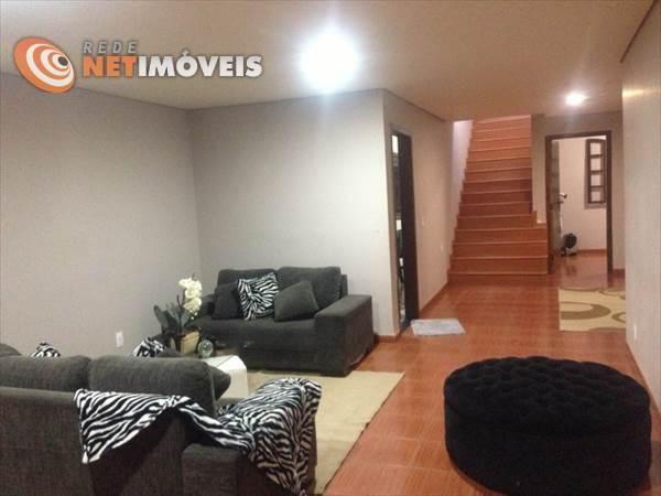 Casa à venda com 4 dormitórios em Jardim alvorada, Belo horizonte cod:476299 - Foto 3