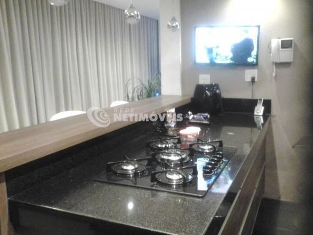 Casa à venda com 4 dormitórios em Caiçaras, Belo horizonte cod:619465 - Foto 14