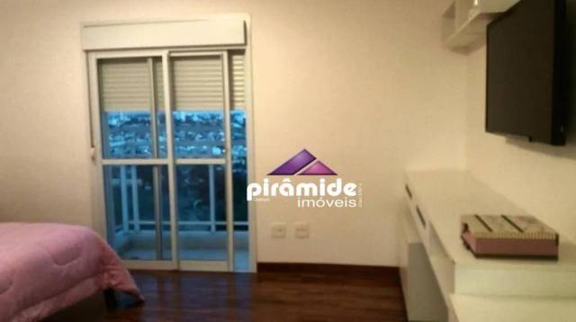 Apartamento com 4 dormitórios à venda, 259 m² por R$ 1.695.000,00 - Jardim das Colinas - S - Foto 8