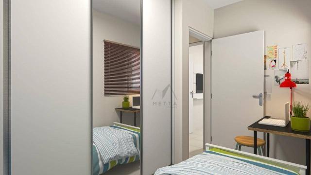 Sobrado com 2 dormitórios à venda, 48 m² por R$ 147.500 - Conjunto Habitacional Jardim Hum - Foto 10