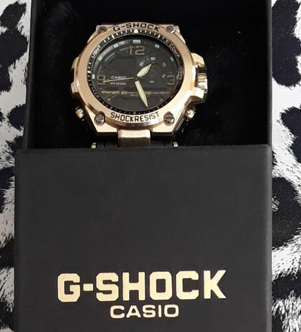 online store 1cb1f 4b5d7 Relogio g_shock