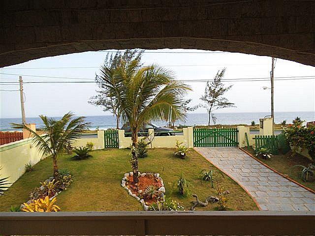 Paraíso existe. Aluguel de Casa para temporada de frente para o mar - Foto 13