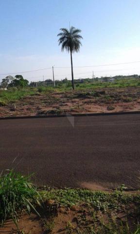 Terreno à venda, 252 m² por R$ 85.000 - Jardim Aeroporto - Presidente Epitácio/SP