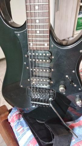 Guitarra Tagima Memphis MG 330 customizada - Foto 4