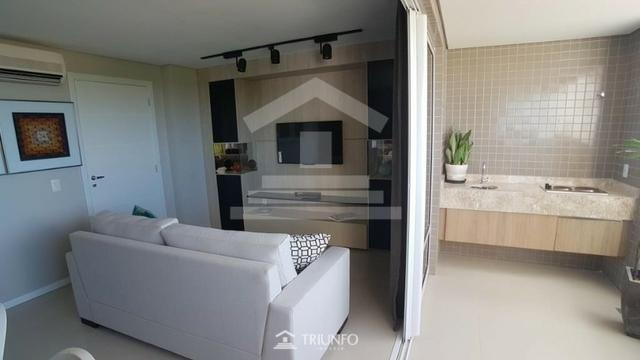 (EXR) Alto padrão! Apartamento à venda no Cocó -> 125m², 3 suítes, 3 vagas [TR12847] - Foto 3