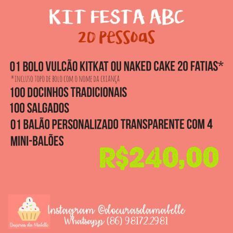 Kit festa - Foto 3