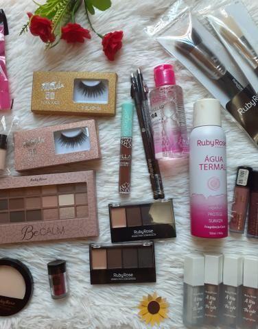 Maquiagem com preço que cabe no seu bolso - Foto 4
