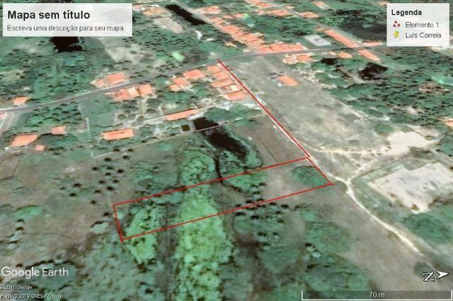 Terreno no Bairro Cearazinho - Luis Correia - PI - Foto 9