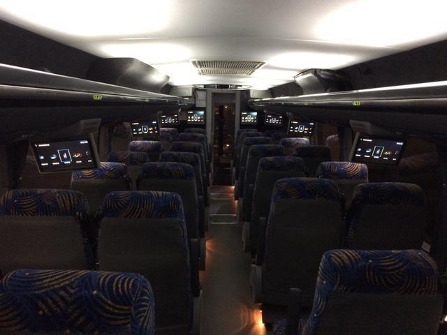 Ônibus Busscar 2008 elegante Buss - Foto 12