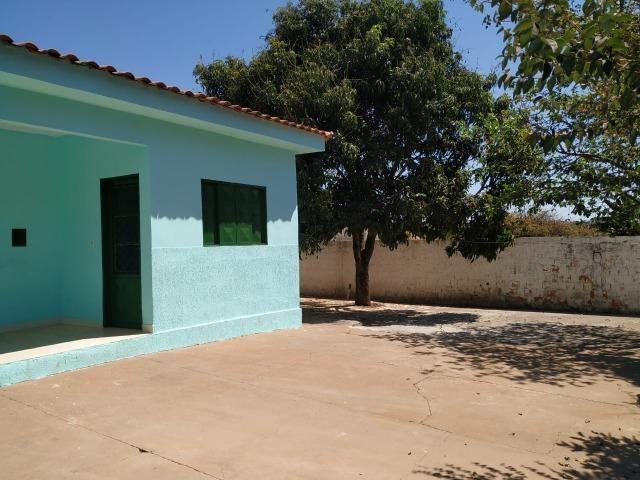 Casa 2 Qts na Laje terreno com escritura, Colonia Agrícola Samambaia,Entrada do Sam's Club - Foto 2