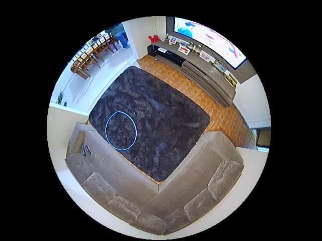 Lampada Câmera Espiã Segurança V360 Wifi Panorâmica B13 - Foto 5