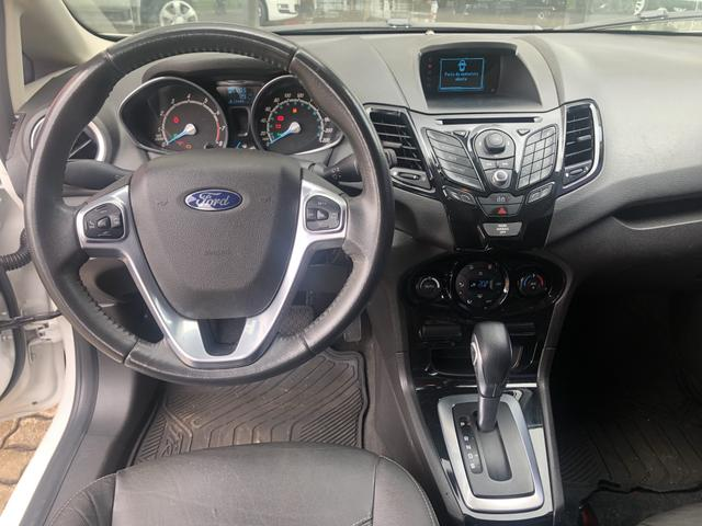 Fiesta sedan titanium 1.6 At 13/14 - Foto 11
