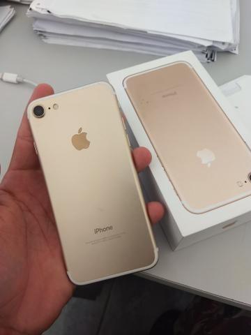 IPhone 7 256 gigas na garantia da Apple - Foto 3